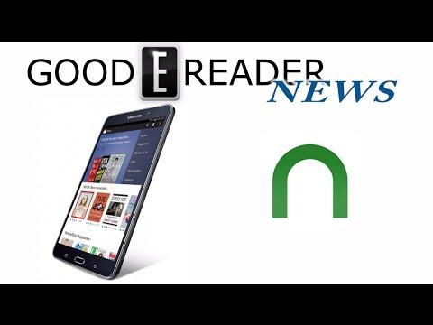 Barnes and Noble Announces Samsung Galaxy 4 Nook
