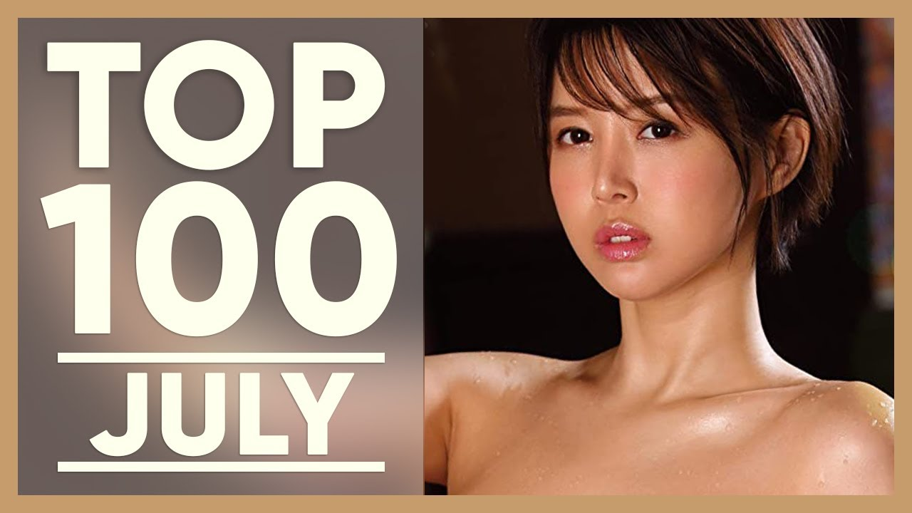 TOP 100 JAV MONTHLY RANKING JULY 2020