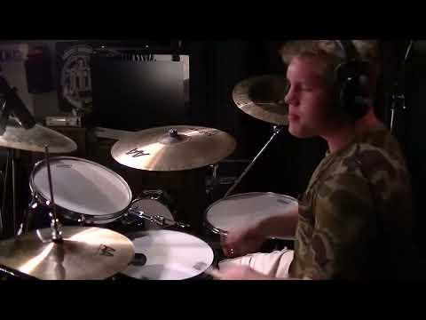 Twenty One Pilots - Ode to Sleep - Drum Cover by Rex Larkman (Studio Quality)