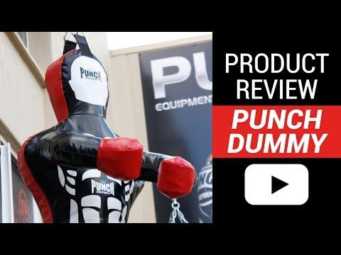 Punch® Grappling Dummy / Punching Bag Review | Punch Equipment®