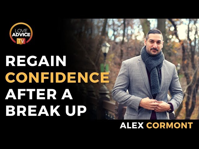 Regain Confidence After A Breakup | 5 Steps You Can Take RIGHT NOW