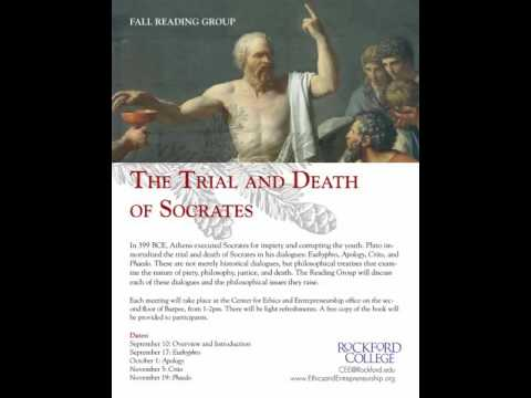 Plato: The Trial and Death of Socrates
