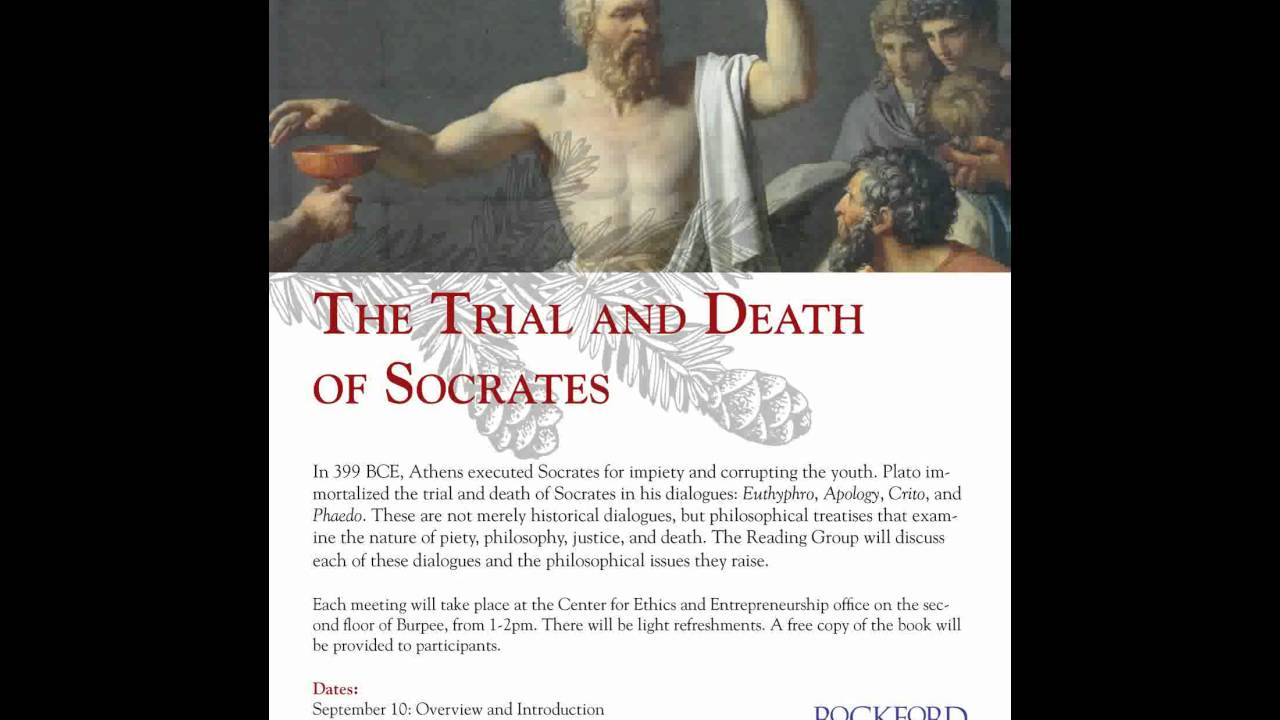 the death of socrates questions essay Socrates student's name institutional affiliation socrates there are stories that change the way people imagine, think and dream the death of socrates is such a story that has continued to influence the culture of the west.