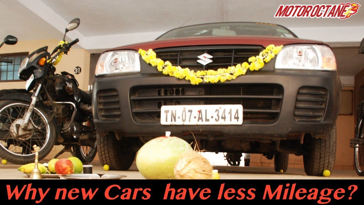 Why Brand New Cars Have Less Mileage Hindi Motoroctane