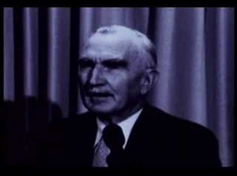 Senator Wayne Morse says no to Vietnam 1964