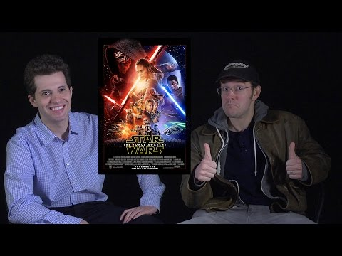 Star Wars: The Force Awakens - Review / First Impressions PART 1 (NO SPOILERS)