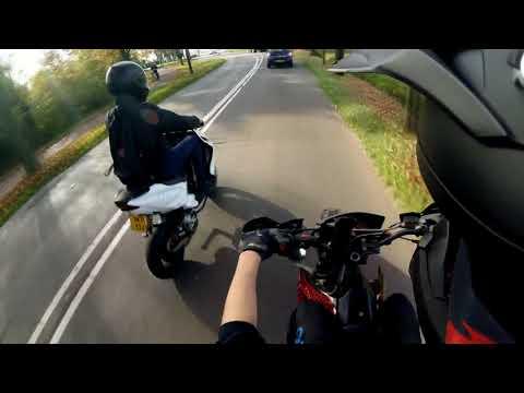 MopedWestBrabant - Touren naar willemstad ~ Sjoerd & Falke