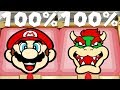 Super Mario Party - All Skill Minigames - Mario vs Peach vs Rosalina vs Luigi