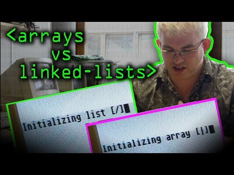 Download Youtube: Arrays vs Linked Lists - Computerphile
