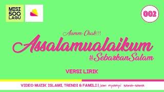 Download Assalamualaikum (Lirik) - Hati Kids Channel | Video Muzik Islami Trendi & Famili