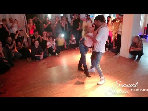 Marco Espejo & Christina - 2nd Bachata @ Sensual Station - Hamburg 30.01.2016