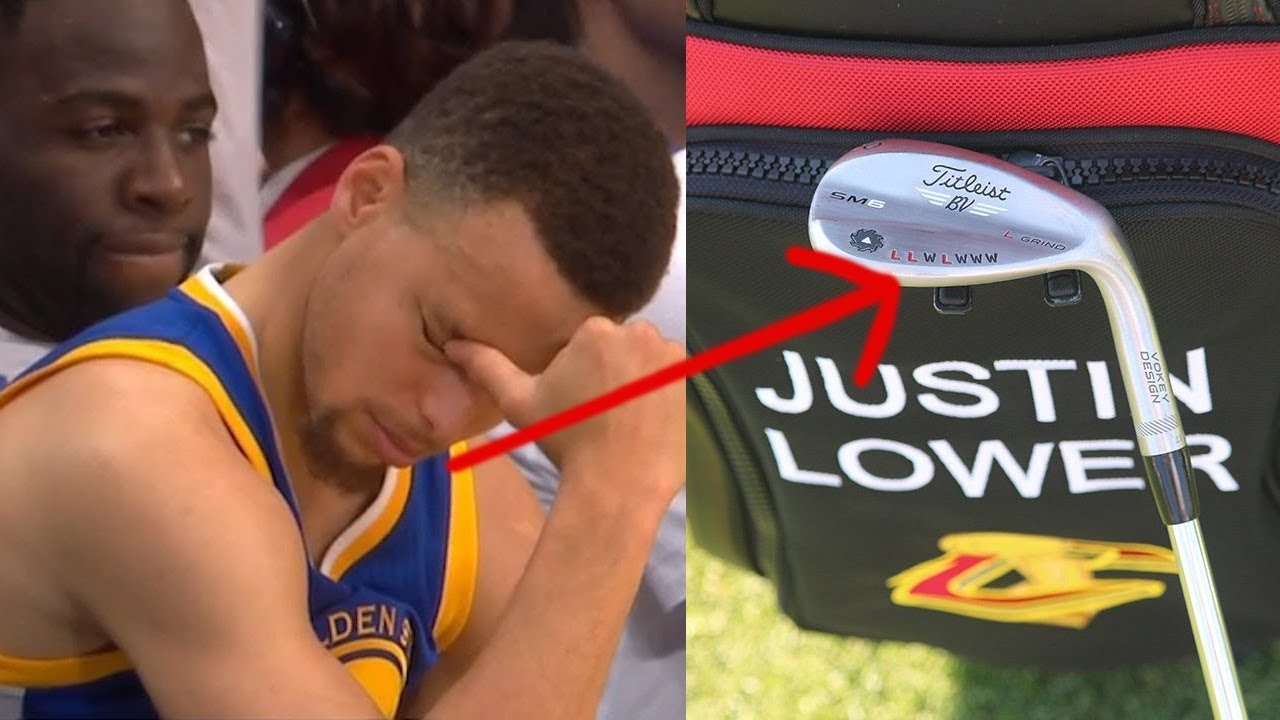 Steph Curry TROLLED by Justin Lower Over Blown 3-1 Lead During Golf  Tournament 617be225c55a