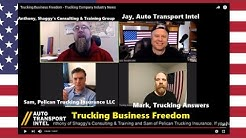 Trucking Business Freedom - Trucking Company Truck Industry Fleet News
