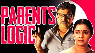 Parents Logic | Khanti Berhampuriya | 2019