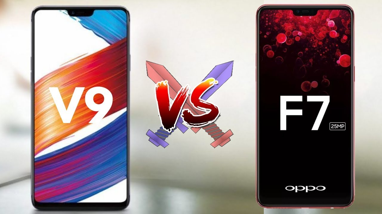 040659bec22 Oppo F7 Vs Vivo V9 Which Should You Buy  Full Comparison