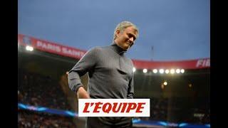Foot - C1 : Entre Mourinho et le PSG, c'est une vieille histoire