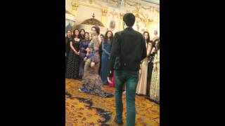 Чеченская свадьба в Москве....