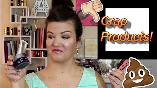 Crap Products   Makeup I regret buying   Products that didnt work out for me!   wannamakeup