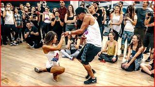 Pills & Automobiles - Chris Brown Dance | Brazilian Zouk | Jefferson Dadinho & Eglantine Oliveira