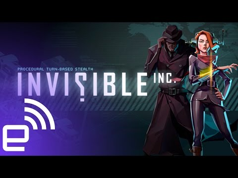 JXE Streams: 'Invisible, Inc.' with Klei Entertainment | Engadget