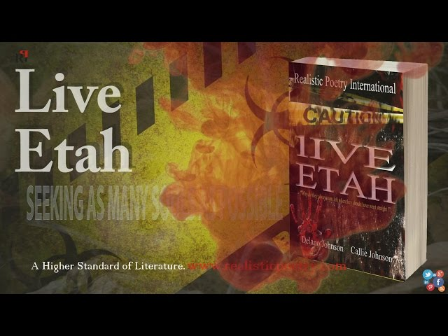 LIVE ETAH: Dream For Now (Realistic Poetry Reality Series)