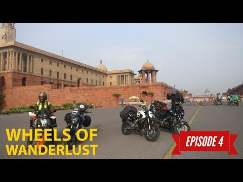 Wheels of Wanderlust Ep 4  | The Conspiracy | Motorcycle adventure across India on Dominar 400