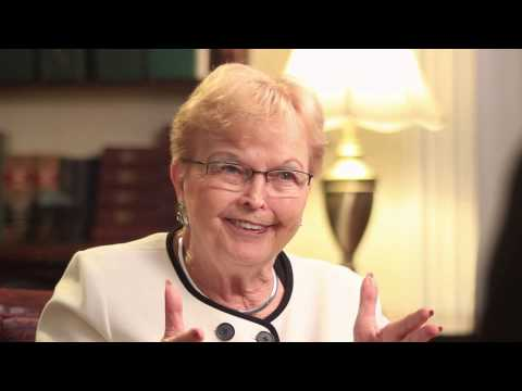 (OR) Gov. Barbara Roberts interview (Center on the American Governor) 9.30.2013
