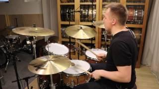 Bruno Mars - Perm (Drum Cover) By Kai Jokiaho