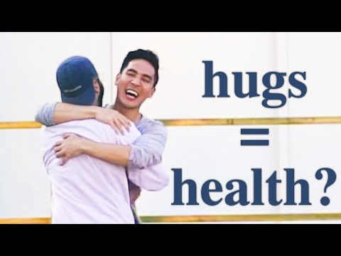 Brady - Hugging Does What For Your Health?!