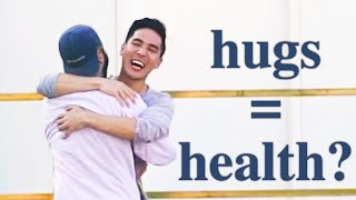Why Hugging Is Good For Your Health
