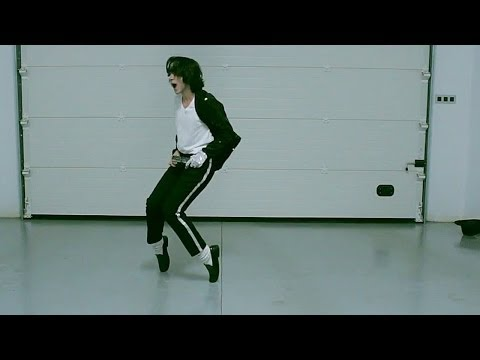 Michael Jackson Billie Jean by Alex Blanco (Impersonator) 2013