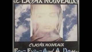 Classix Nouveaux - Switch (Only sound)
