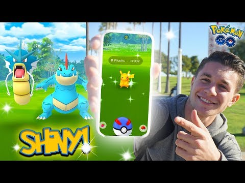 Download Youtube: CATCHING THE RAREST SHINY IN POKÉMON GO! FIRST EVER Community Day!