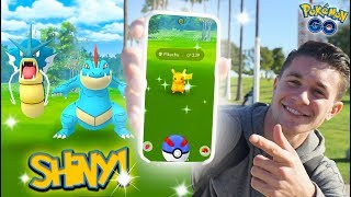 CATCHING THE RAREST SHINY IN POKÉMON GO! FIRST EVER Community Day!
