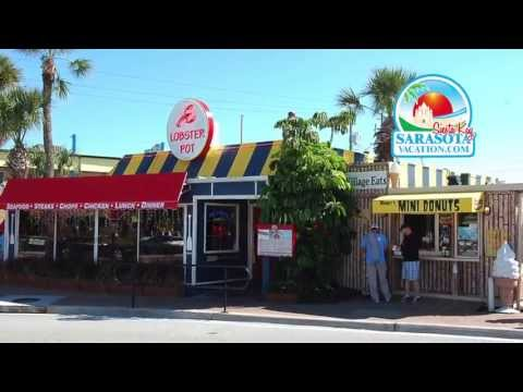 Siesta Key Village : Stores Restaurants in Siesta Key USA.
