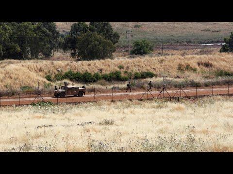 إطلاق ست قذائف من لبنان في اتجاه إسرائيل وجيشها يرد بقصف مدفعي  - نشر قبل 6 ساعة