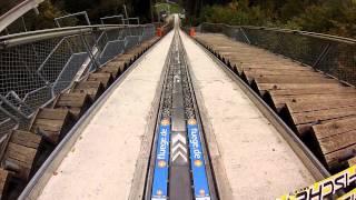 Ski jump non tv