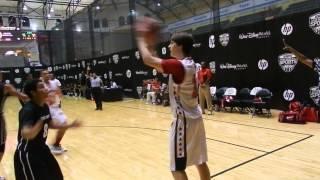 Phoenix basket Maryland 3-D/The Unit (Florida) basketball AAU 16-under Championships 7/21/13