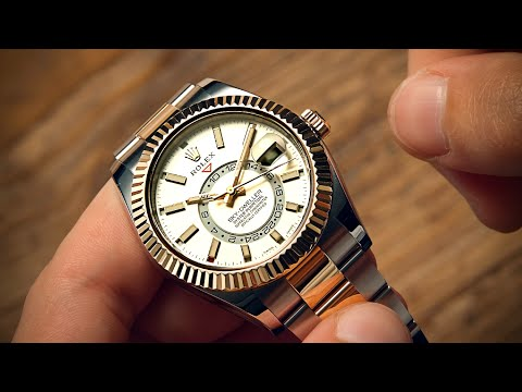 Why the Rolex Sky-Dweller 326933 May Be the Best Watch Investment Right Now