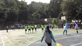 2017年青協盃 閃避球U13混合組初賽 龍創體育會VS青山