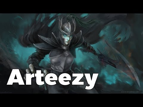 How to Play Carry Phantom Assassin - Arteezy