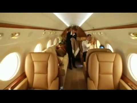 Gulfstream Private Jet Charter for Leisure and Business