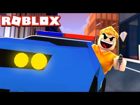 SHOOTING WHILE DRIVING GLITCH IN JAILBREAK!