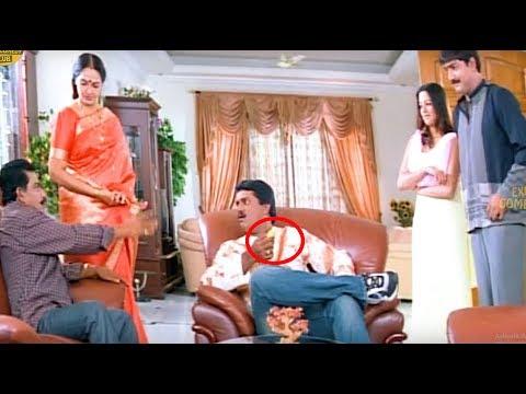 Srikanth And Sunil Latest Movie Ulimate Comedy Scene | Express Comedy Club