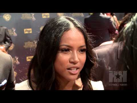 Exclusive: Karreuche Tran Responds to Chris Browns' Song About Her