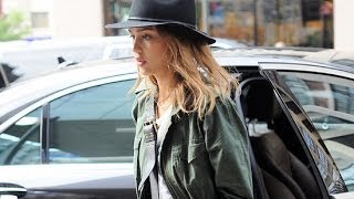 How to Wear 1 Army Jacket 5 Ways Like Jessica Alba!