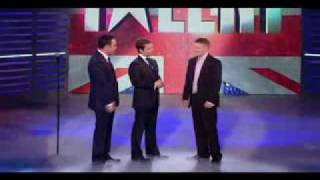 Britain's Got Talent - Final - Andrew Johnston