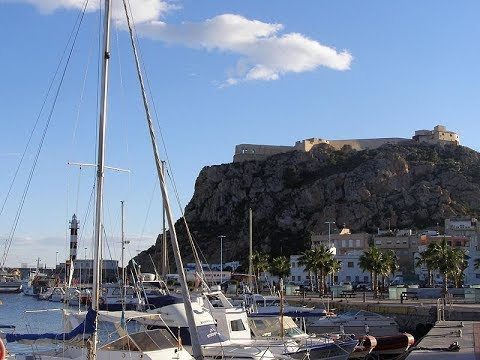 Places to see in ( Murcia - Spain ) Aguilas