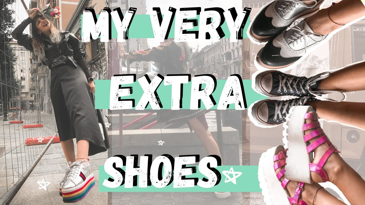 A SHOE HAUL YOU SHOULDN'T MISS - A Stylist's Footwear Collection for Sumer 2020: Must Haves, Ideas