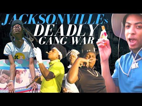 Jacksonville's Deadly Gang War